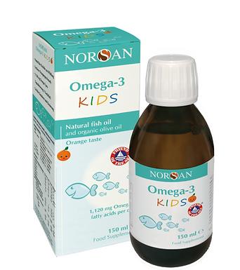 Omega-3 olaj gyermekeknek