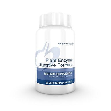 Plant Enzymes Digestive Formula - Növényi alapú emésztőenzim 90 Kapszula