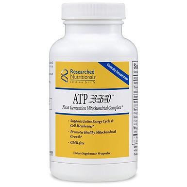 ATP 360 -Mitokondriális támogatásra