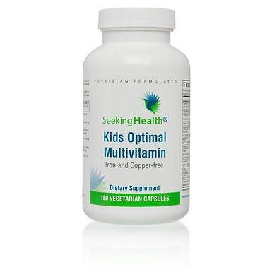 Gyermek Optimal Multivitamin - 180 Capsules
