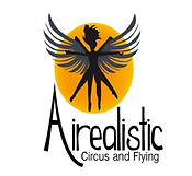 Airealistic Circus and Flying logo