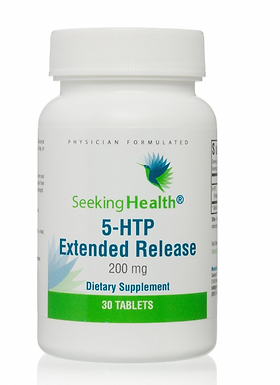 5-HTP Extended Release 200mg - 30 tabletta