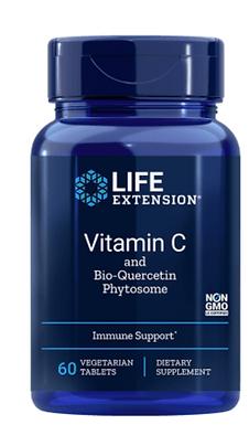 Vitamin C and Bio-Quercetin Phytosome
