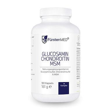 Glucosamin + Chondroitin + MSM 180 Kapseln