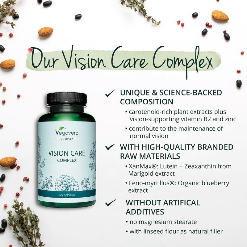 látástámogató vitaminok