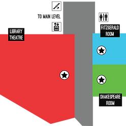 Hoover Libary Theatre Level