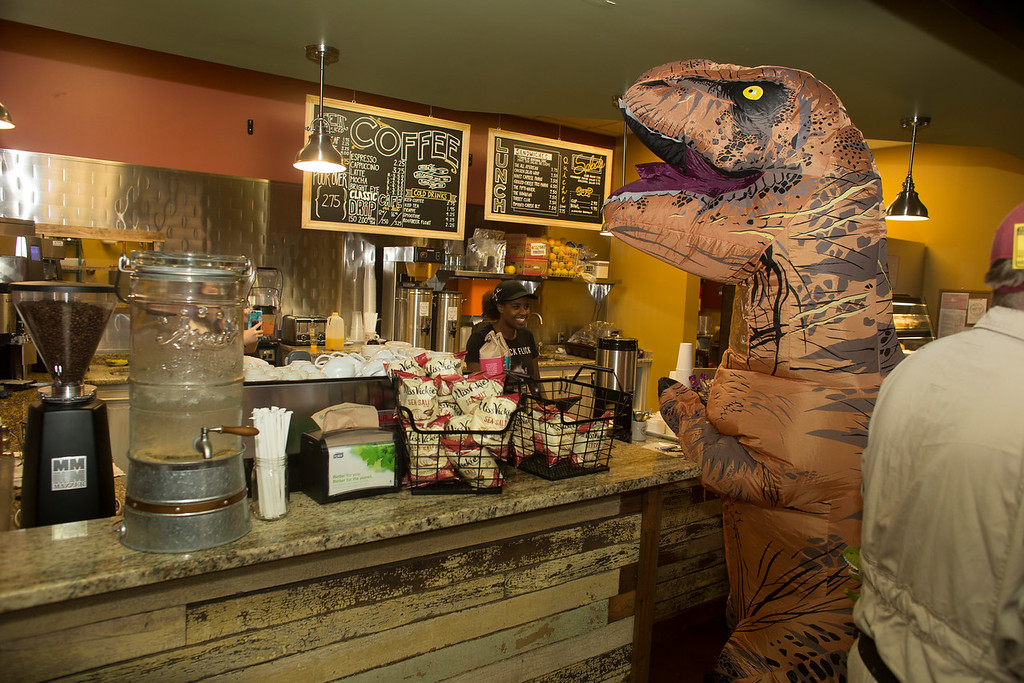 T-Rex at East 59