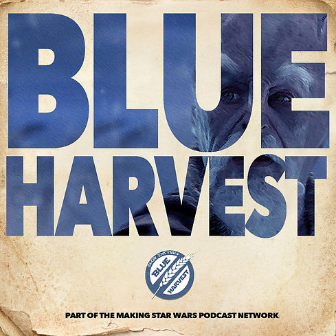 blue harvest podcast