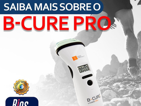 Saiba mais sobre o B-Cure Pro
