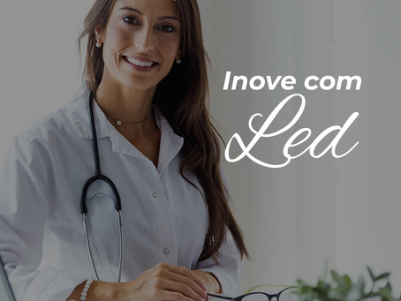 Inove com LED