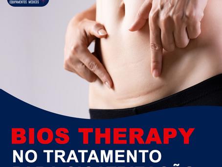 Bios Therapy no tratamento para cicatrização.
