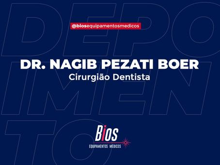 Depoimento do Dr. Nagib Pezati Boer, cirurgião dentista, sobre o Bios Therapy