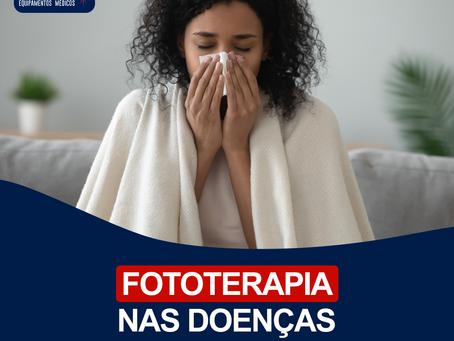 Fototerapia nas doenças de inverno