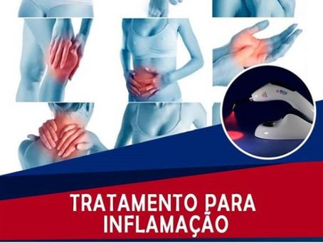 Tratamento para Inflamação
