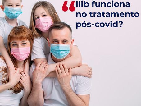 Ilib funciona no tratamento pós-covid?