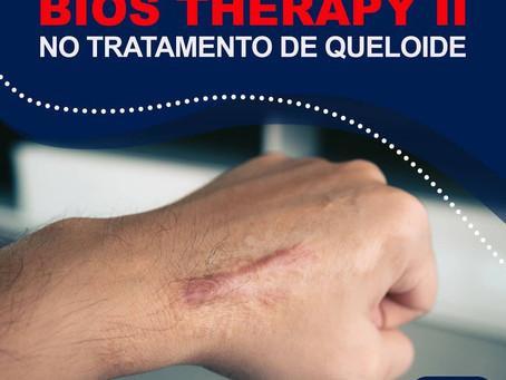 Bios Therapy II no tratamento de queloide