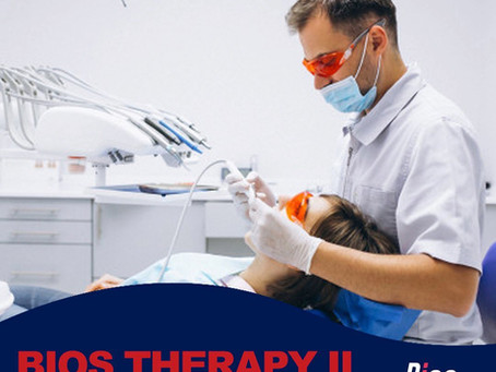 Bios Therapy II na odontologia