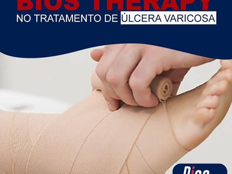 Bios Therapy no tratamento de úlcera varicosa