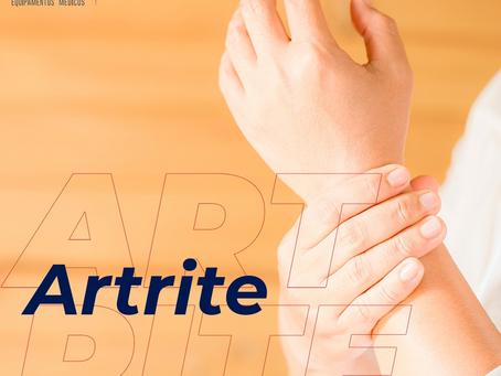 Saiba mais sobre Artrite e como controlar a dor.