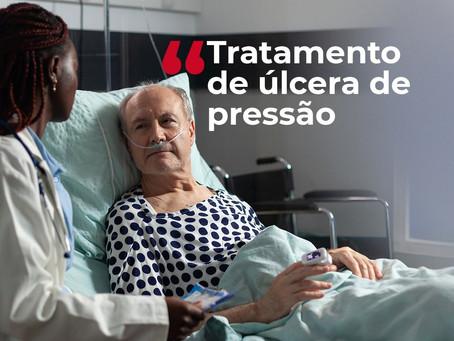 Tratamento de úlcera de pressão