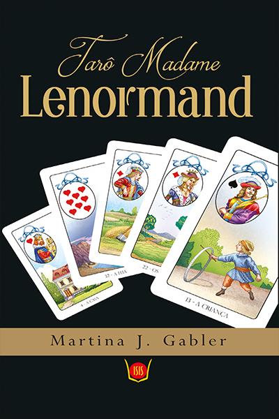 Taro Madame Lenormand - Livro e 36 cartas