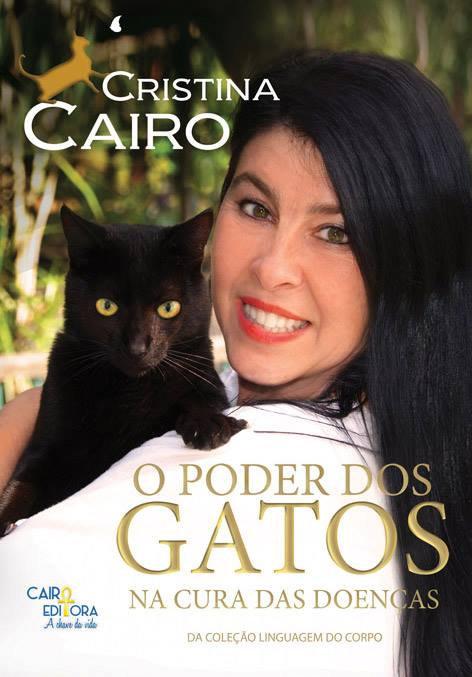 Livro: O Poder Dos Gatos Na Cura Das Doenças