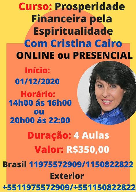 CURSO PROSPERIDADE FINANCEIRA COM ESPIRITUALIDADE