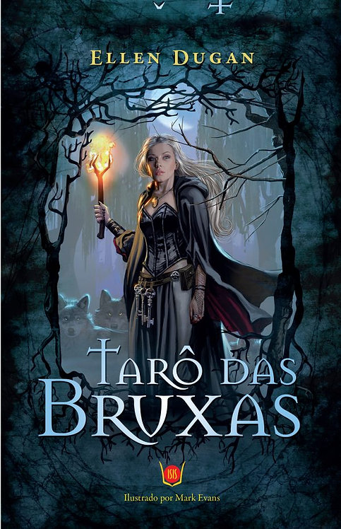 Taro das Bruxas - Livro e 78 Cartas