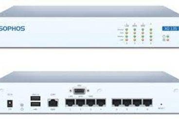 XG135 Firewall Sophos