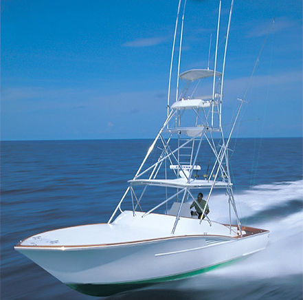 Any 34 jarrett bay walkaround owners out there for Fishing boat games