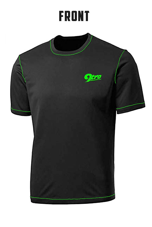 Tee. 9tro Sports Edition (Black)