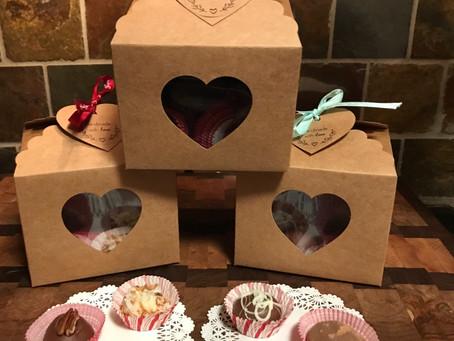 Valentine's Day Truffles!