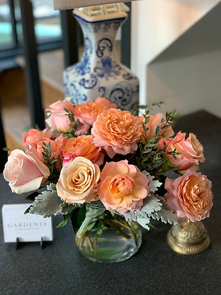 Vintage Rose Arrangement