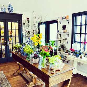 An Older Photo of Our Flower Shop