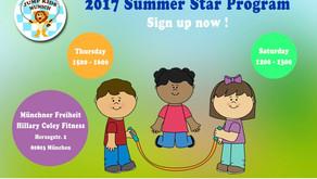 2017 Summer Star Program跳繩暑假班