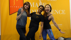 Hillary Coley Fitness Studio Expansion Party