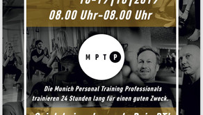 24hours PT for Charity