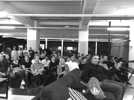 FitTech Meetup 健身科技會議