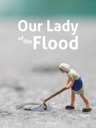 OUR LADY OF THE FLOOD by Alison Pelegrin