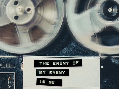 THE ENEMY OF MY ENEMY IS ME Now Available for Preorder!