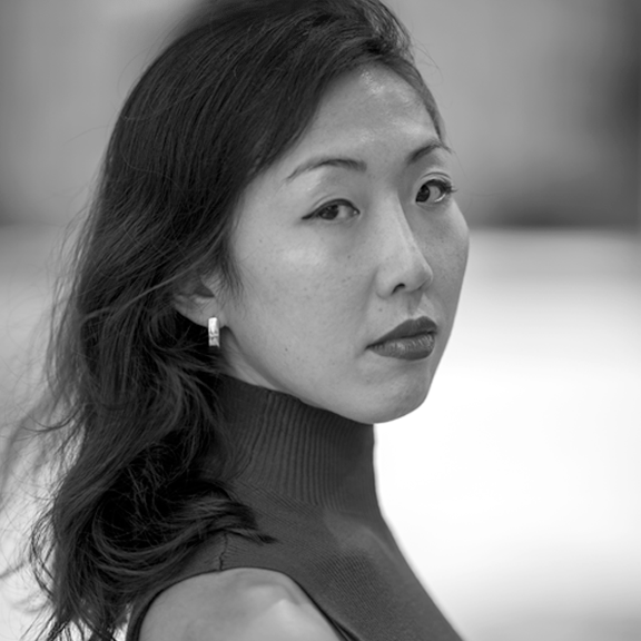 Photo of Diode Author Joey S. Kim. Photo Courtesy of Ayendy Bonifacio, Photographer