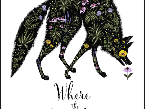 Cemetery Dance Online Reviews Where the Wolf by Sally Rosen Kindred