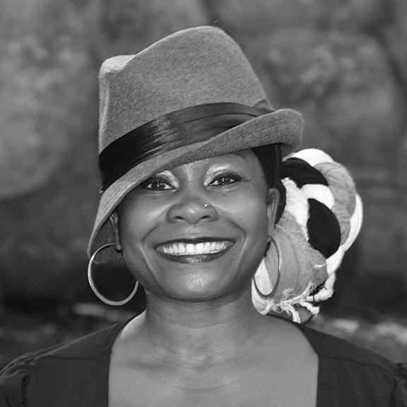 Photo of Diode Author Shanta Lee Gander. Photo Credit: MacLean Charles Gander