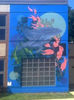 LifeWtr Mural