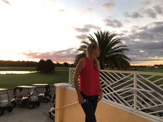 Breast Cancer Awareness with Golf Club Villas