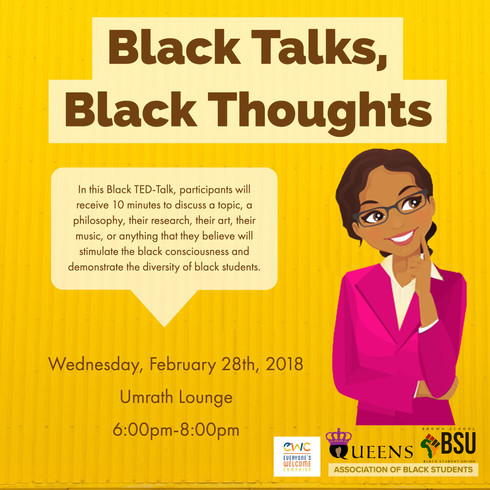 Black Talks Black Thoughts