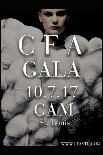 CFA GALA FLYER