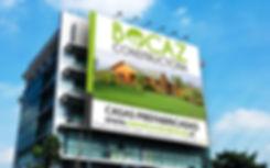 Free Outdoor Advertisement Building Bill