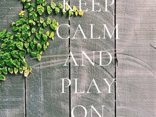 Myth or Truth: Keep Calm and Play on