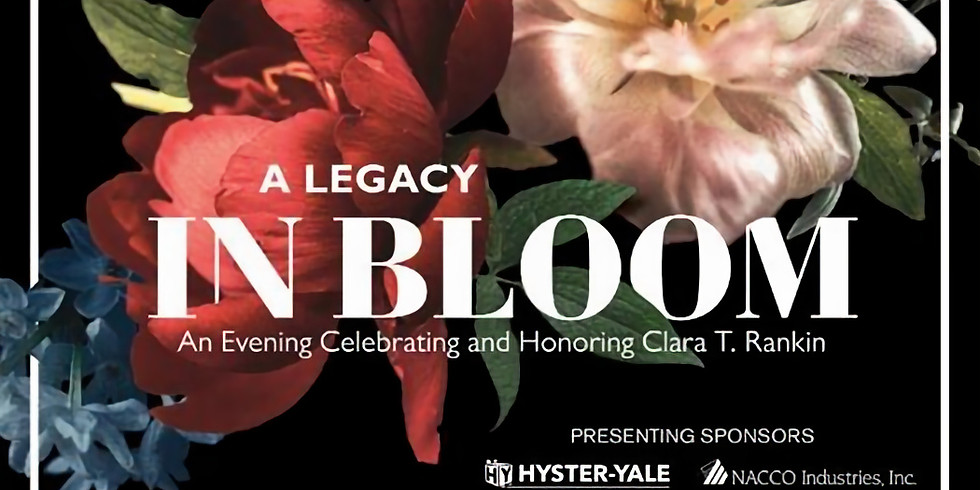 A Legacy in Bloom: Celebrating Clara T. Rankin
